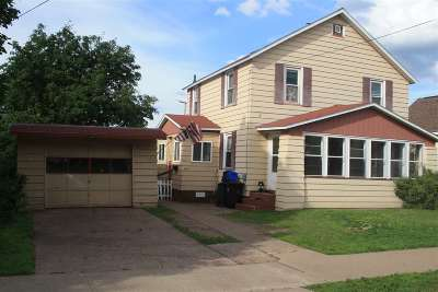 Negaunee Single Family Home New: 633 Mitchell Ave