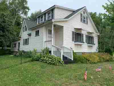 Munising Single Family Home New: 1239 W Munising Ave