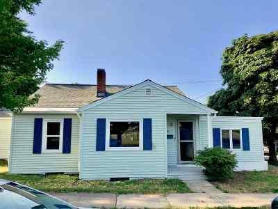 Marquette MI Single Family Home New: $164,900