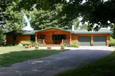 Marquette Single Family Home Pending w/Contingency: 5656 Co Rd 550