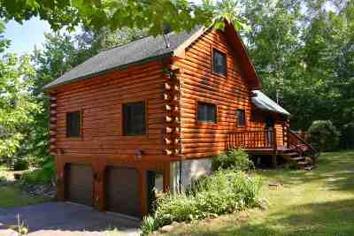 Marquette Single Family Home Pending Backup Encouraged: 550 Cherry Creek Rd
