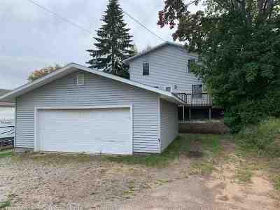 Munising Single Family Home For Sale: 513 E Prospect