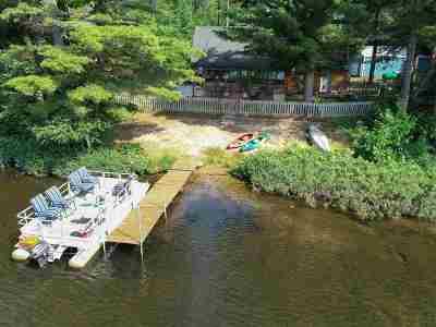 Gwinn Single Family Home For Sale: 1111 E Bass Lake Ln