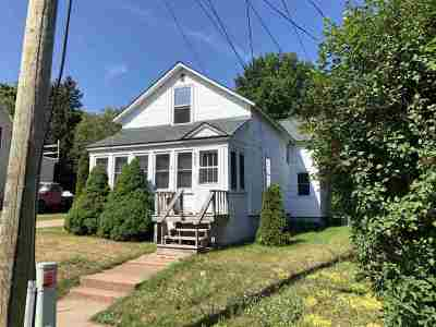 Marquette Single Family Home For Sale: 897 Lee St