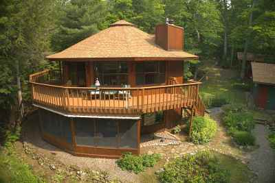Michigamme Single Family Home For Sale: 540/542 Red Rd