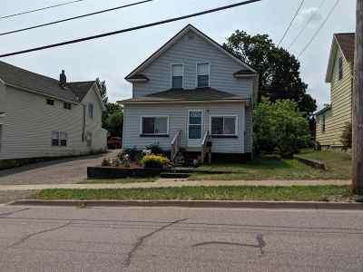 Marquette Single Family Home For Sale: 337 Fisher