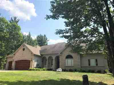 Marquette Single Family Home For Sale: 225 Forest Hills Dr