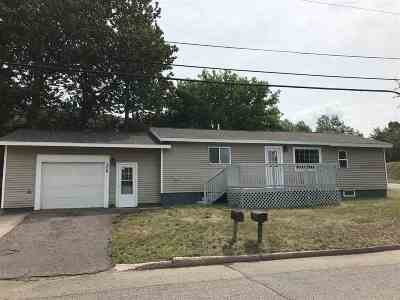 Marquette Single Family Home For Sale: 304 Rublein St