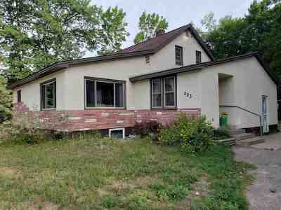 Negaunee Single Family Home For Sale: 223 Midway Dr