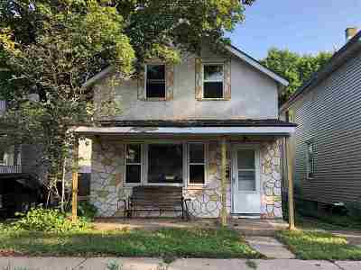 Negaunee Single Family Home Price Change: 117 E Peck St