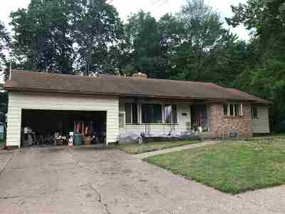 Marquette Single Family Home For Sale: 813 W College Ave