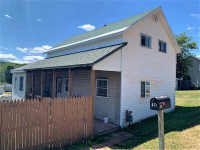 Negaunee Single Family Home For Sale: 411 Bluff St