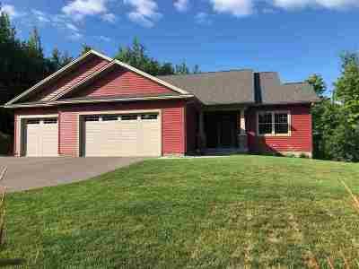 Marquette Single Family Home For Sale: 2840 Granite Pointe Dr #76