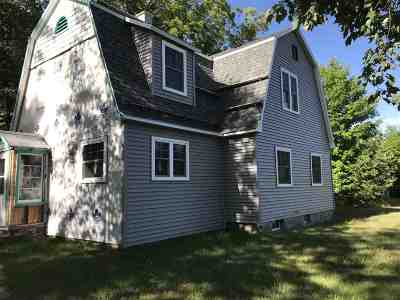 Negaunee Single Family Home For Sale: 6 Forge Rd