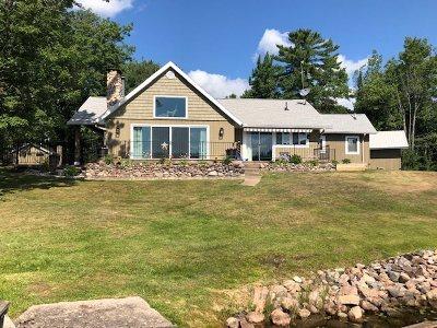 Gwinn Single Family Home For Sale: 828 N Horseshoe Lake Rd