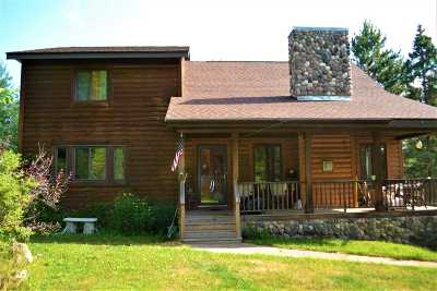 Negaunee Single Family Home Pending w/Contingency: 101 Hakala Dr