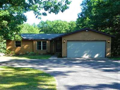 Negaunee Single Family Home Pending w/Contingency: 61 Forest Dr