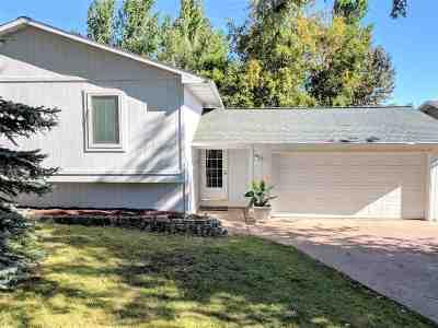 Marquette Single Family Home For Sale: 502 Hillside Dr