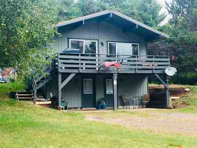 Ishpeming Single Family Home For Sale: 1800 Co Rd Ppv