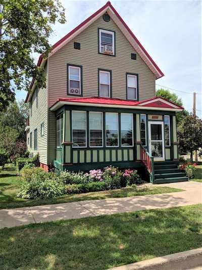 Marquette Single Family Home New: 2231 Presque Isle Ave