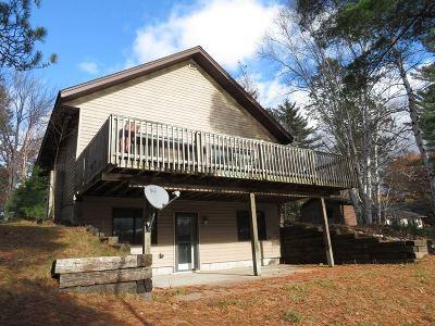 Gwinn Single Family Home For Sale: 743 N Koski Ln