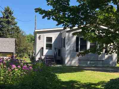 Munising Single Family Home Pending w/Contingency: E9858 Negilski Rd