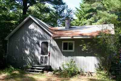 Munising Single Family Home For Sale: E6450 Cooks Lake Rd
