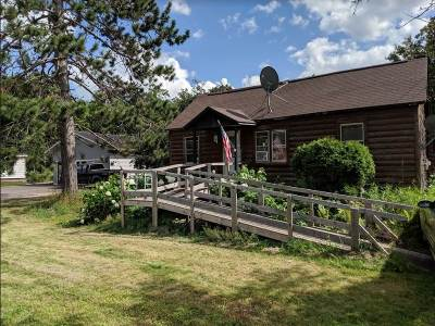 Negaunee Single Family Home For Sale: 649 County Rd