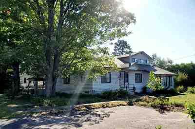 Gwinn Single Family Home For Sale: 209 W Jasper St