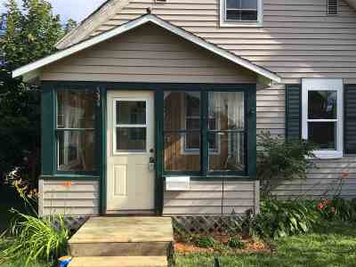 Negaunee Single Family Home For Sale: 534 Elm St