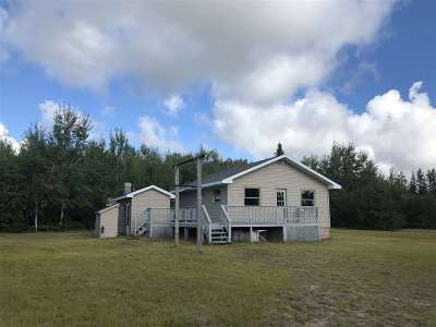 Gwinn Single Family Home For Sale: TBD OFF Co Rd 553