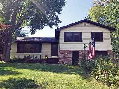 Marquette Single Family Home For Sale: 1513 Lynn St