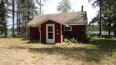 Munising Single Family Home Pending w/Contingency: N2538 Paquette Lake Rd