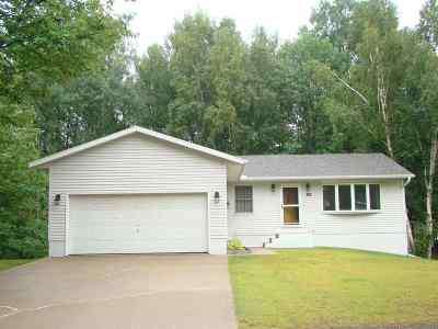 Marquette Single Family Home For Sale: 56 Sandwood Dr