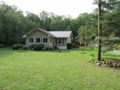 Munising Single Family Home For Sale: 10335 E Carmody Rd