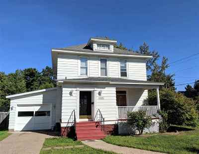 Marquette Single Family Home For Sale: 1202 N Front St