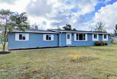 Marquette Single Family Home For Sale: 203 Wanda St