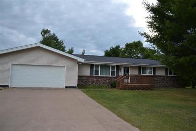 Gwinn Single Family Home For Sale: 165 N Pearce St