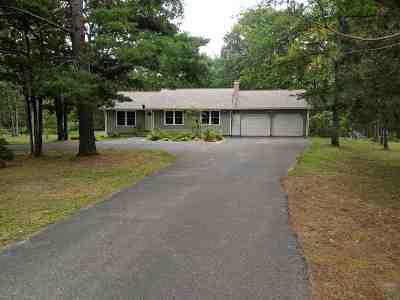 Marquette Single Family Home For Sale: 185 Oakridge Dr