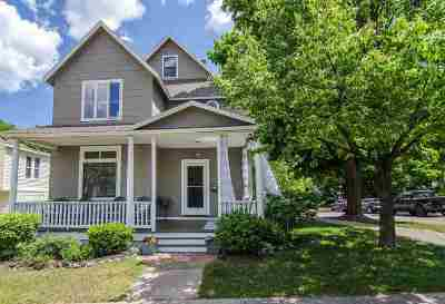 Marquette Single Family Home For Sale: 600 High St