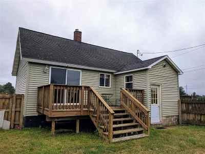 Gwinn Single Family Home For Sale: 14 E Stephenson Ave