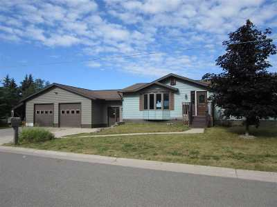Munising Single Family Home For Sale: 1463 High St