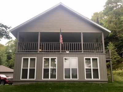 Michigamme Single Family Home New: 536 Cardinal Red Rd