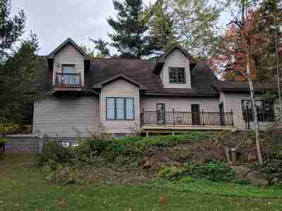 Marquette Single Family Home New: 498 Stone Quarry Dr