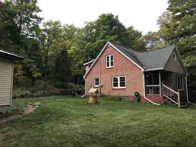 Negaunee Single Family Home New: 68 Co Rd 480