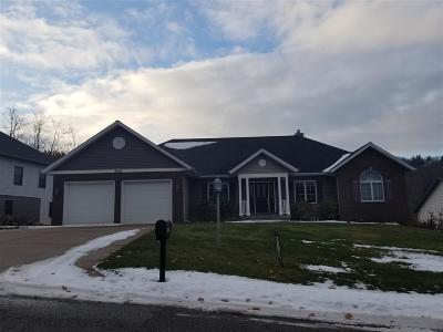 Marquette Single Family Home New: 2820 Granite Pointe
