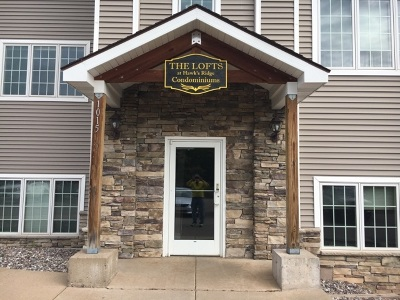 Marquette Single Family Home New: 1015 Osprey Ct #4
