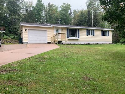 Negaunee Single Family Home New: 137 S Basin Dr