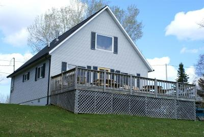 Onaway MI Single Family Home For Sale: $248,700