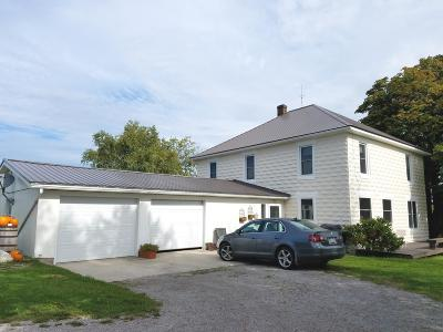 Hawks MI Single Family Home For Sale: $315,000